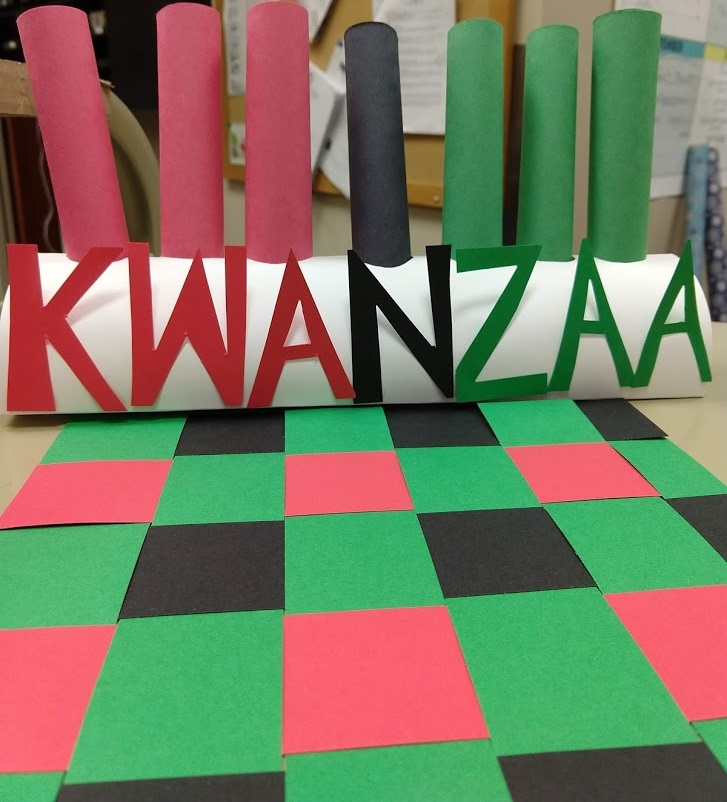 This image has an empty alt attribute; its file name is kwanzaa-1.jpg